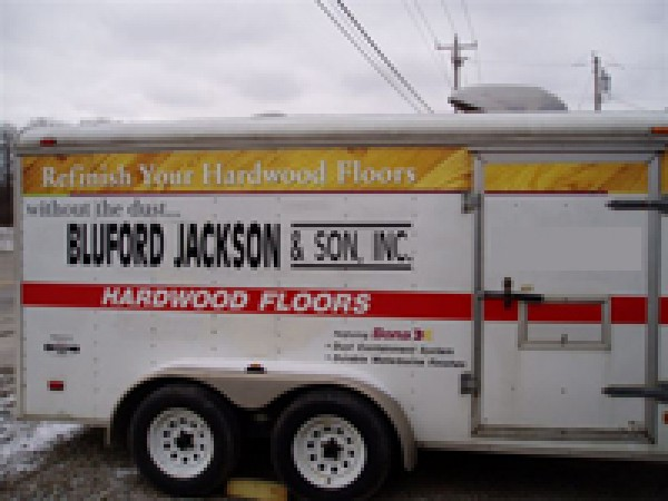 Bluford Jackson vehicle